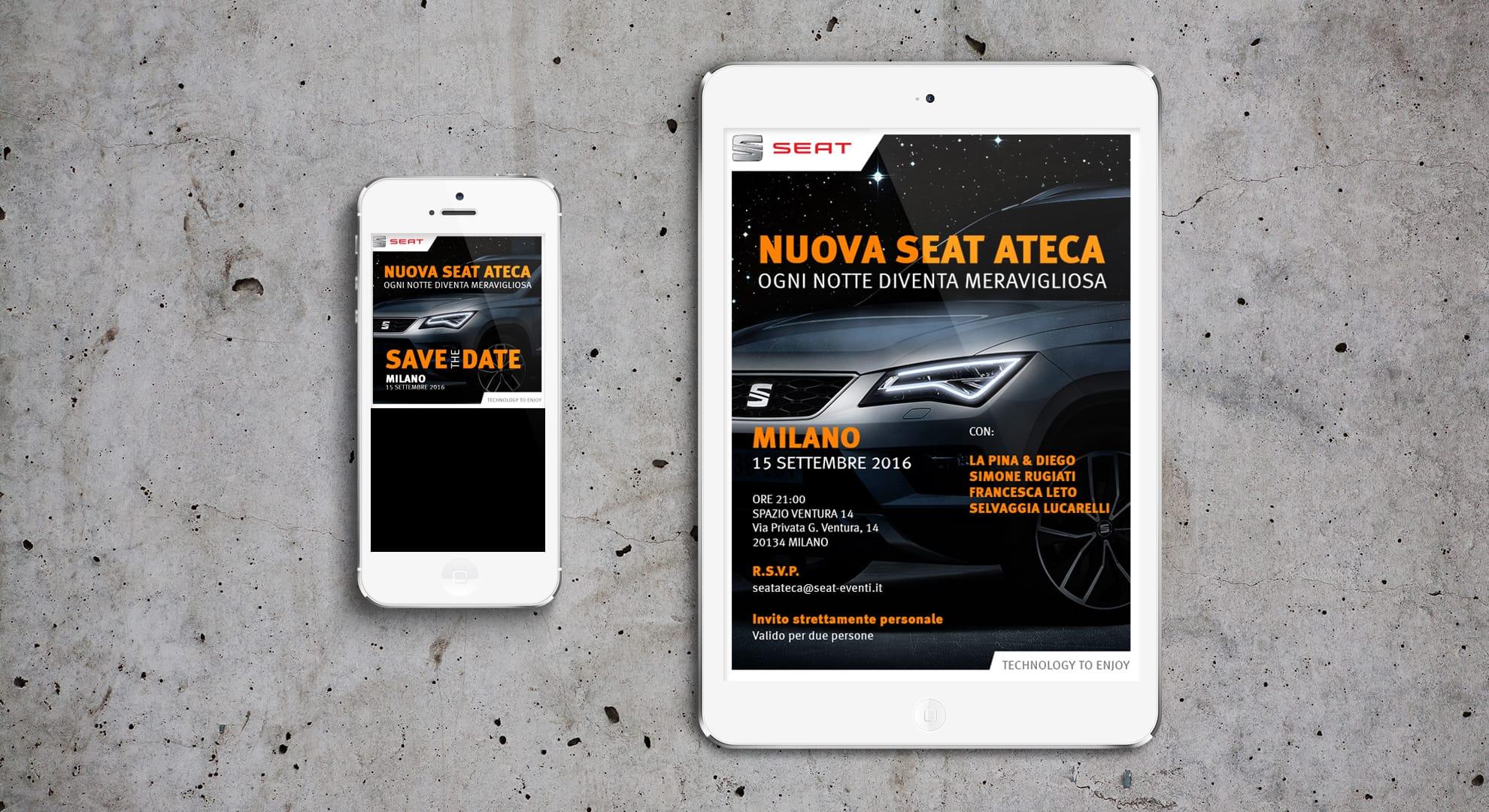 web-portfolio-seat-ateca-grafica-eventi-invito-dem