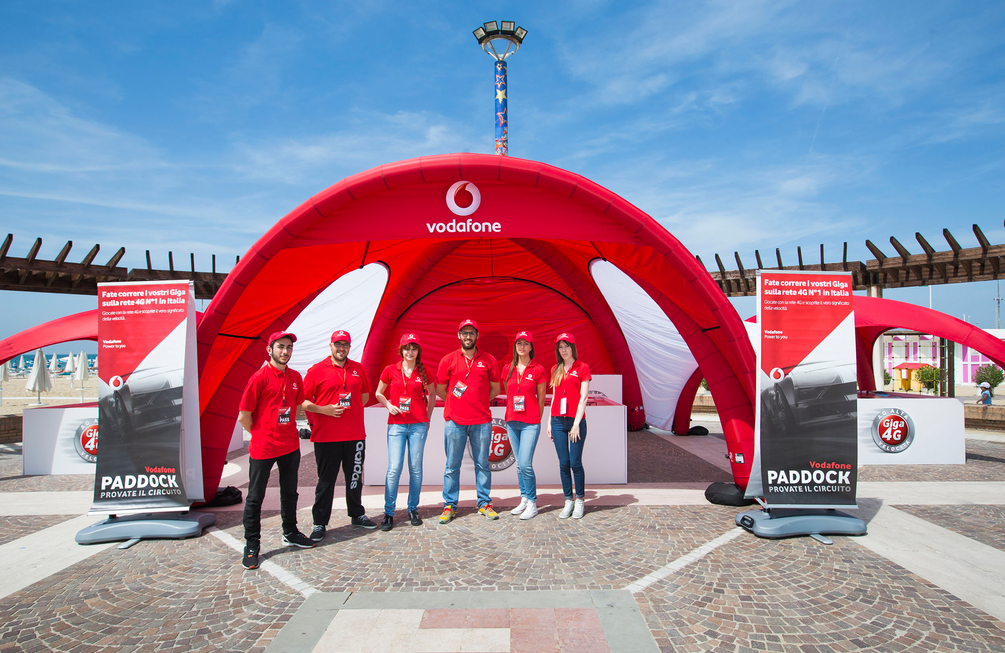 vodafone-4g-race-brand-activation-digital-engagement-1
