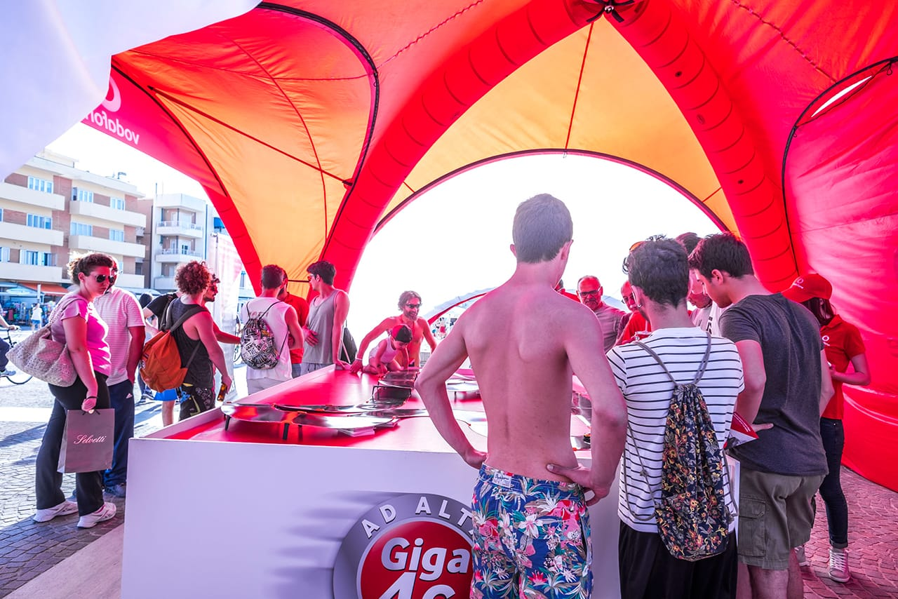 vodafone-4g-race-brand-activation-digital-engagement-5